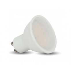 V-TAC LED žiarovka - GU10 3W studená biela