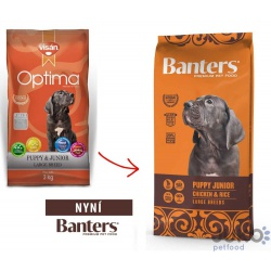 Banters Puppy junior, Large Breeds, 1 kg