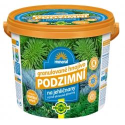 Jesenné hnojivo pre ihličnany, 5 kg