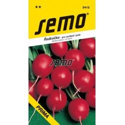 Reďkovka červená, PRIMA, S2, 3412, 5 g