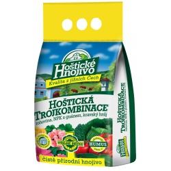 Hnojivo hoštická trojkombinácia, 2,5 kg