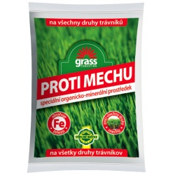 Hnojivo proti machu, 5 kg