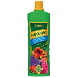 Hnojivo pre izbové rastliny, kvitnúce - KAPKA, 1 L