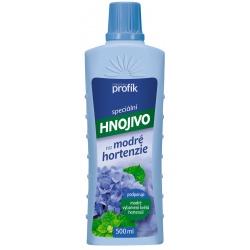 Hnojivo pre modré hortenzie - PROFÍK, 0,5 L