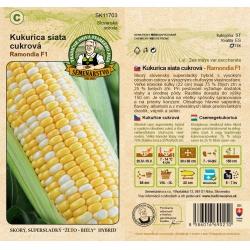 Kukurica siata, cukrová, RAMONDIA F1, C, SK117003, 10 g