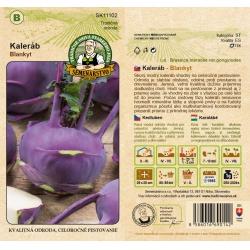 Kaleráb, BLANKYT, B, SK11102, 1,5 g
