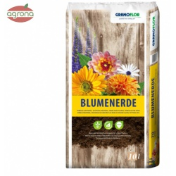 Substrát pre izbové rastliny Blumenerde, 10 L