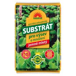 Substrát pre výsev a množenie rastlín, 10 L