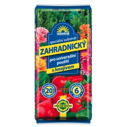 Záhradnícky substrát, 20 L