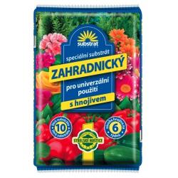 Záhradnícky substrát, 10 L