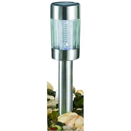 Solárna lampa POLARIS, 2 LED, 42,7 cm
