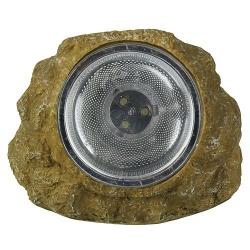 Solárna lampa NAOS, 3 LED, 12x15x13 cm