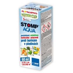 STOMP AQUA, dvojklíčnolistové a trávovité buriny, 60 ml