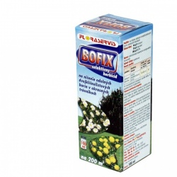 Bofix - Buriny v okrasných trávnikoch, 100 ml