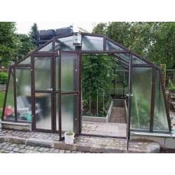 Lakovaný skleník PRIMUS M 4,5 m