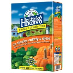 Hoštické hnojivo pre uhorky a cukety, 1 kg