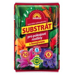 Substrát pre izbové rastliny, 10 L