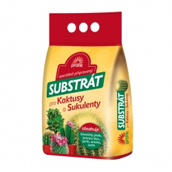 Substrát pre kaktusy a sukulenty, 5 L