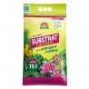 Substrát pre izbové rastliny – Supresívny, 15 L