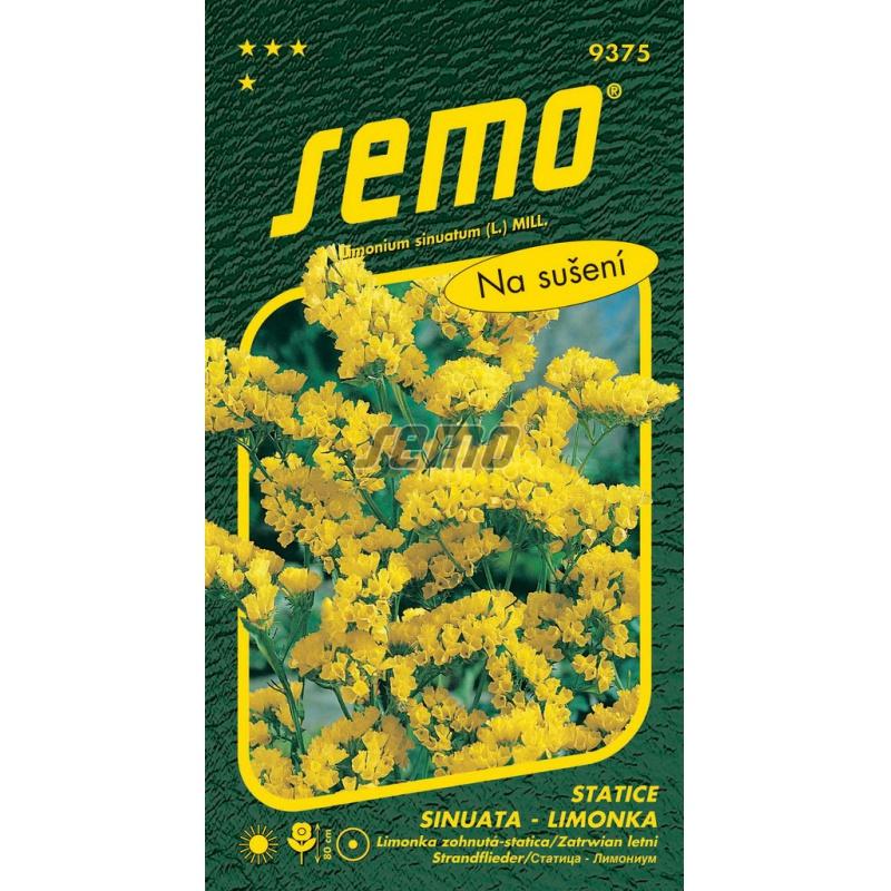 Limonka zohnutá - Statica, S4, 9375, 0,5 g