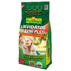 Likvidátor trávnatej plsti - FLORIA, 7,5 kg
