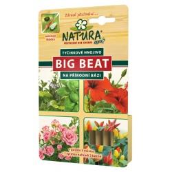 Hnojivé tyčinky, Big Beat - Natura, 12 ks