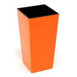 Obal Finezia, oranžová, 19 cm