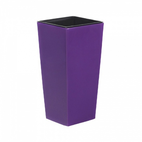 Obal Finezia, fialová, 14 cm