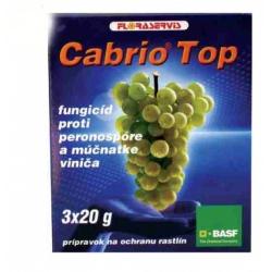 Cabrio TOP, 3 x 20g