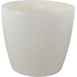 Obal MAGNOLIA, biela perlová, 21 cm