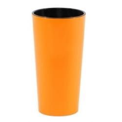 Obal LILIA, oranžová, 14 cm