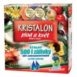 Plod a kvet - KRISTALON, 0,5 kg
