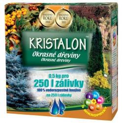 Okrasné dreviny - KRISTALON, 0,5 kg