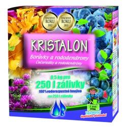 Čučoriedky a rododendron - KRISTALON, 0,5 kg
