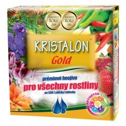 Gold - Hnojivo novej generácie - KRISTALON, 0,5 kg
