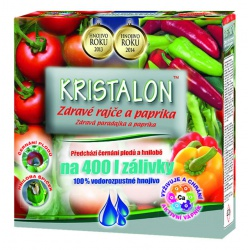 Paradajka a paprika - KRISTALON, 0,5 kg