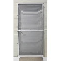 Sieť ADF proti hmyzu, Alu, okno 150 x 120 cm