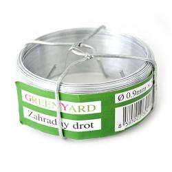 Drôt Garden Wire Zn 0,70 mm, L-100 m, SC, cievka