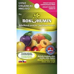 Hnojivo Rokohumin, kôstkové ovocie, 50g