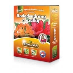 Hnojivo Rokosan, rododendróny a azalky, 1 kg