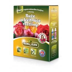 Hnojivo Rokosan, ruže a kvitnúce rastliny, 1 kg