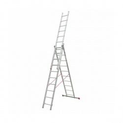 Rebrík VHR, 3 x 10