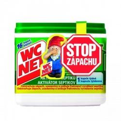 WC net - Aktivátor septikov, 16 tab., 288 g